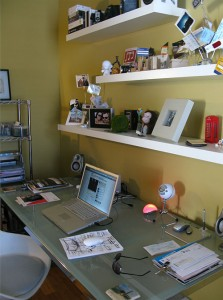 Office Table Decoration Ideas 2 from Foter