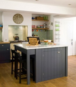 A Bright Hidden Cabins Kitchen Table Idea